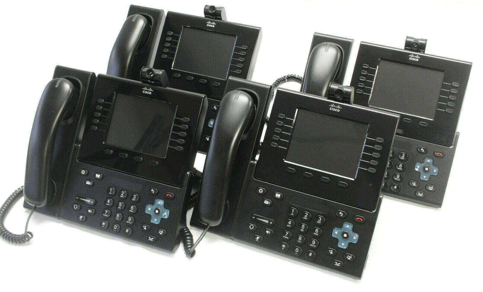 Cisco CP-9951-CL-K9 Unified Video IP Phone